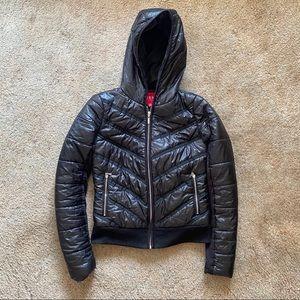 Size XS GUESS puffer coat